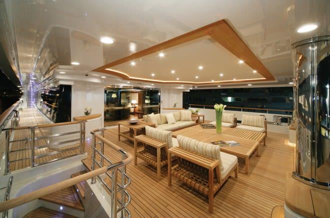 M/Y Maraya Yacht #4
