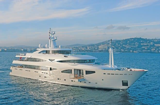 M/Y Maraya Yacht #3