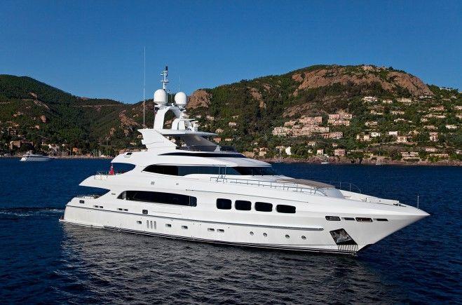 M/Y Manifiq Yacht #1