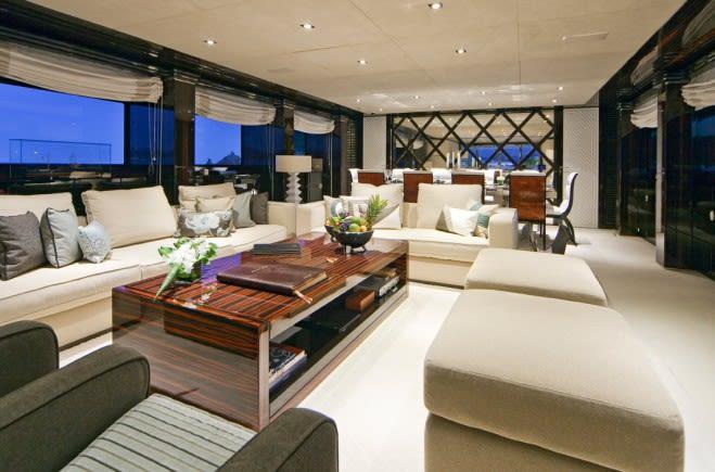 M/Y Manifiq Yacht #4