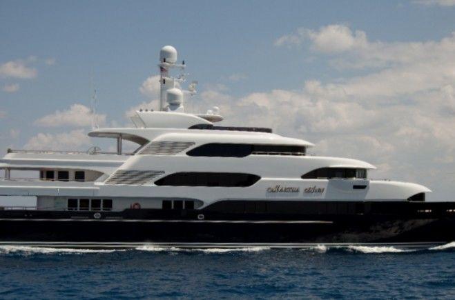Martha Ann Yacht Charter | Lurssen