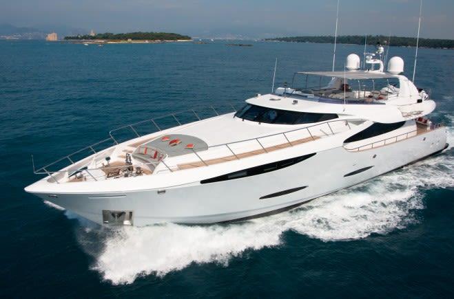 M/Y Gems Yacht #6