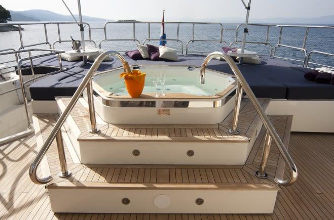 M/Y Cassiopeia Yacht #12
