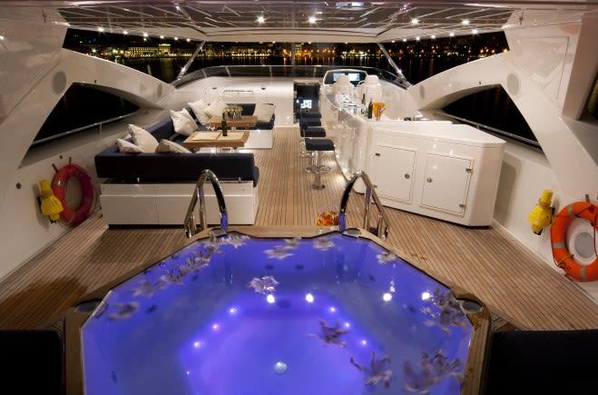 M/Y Cassiopeia Yacht #14