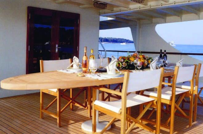 M/Y Dionea Yacht #2