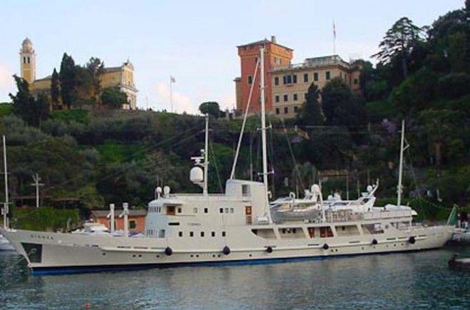 M/Y Dionea Yacht #1