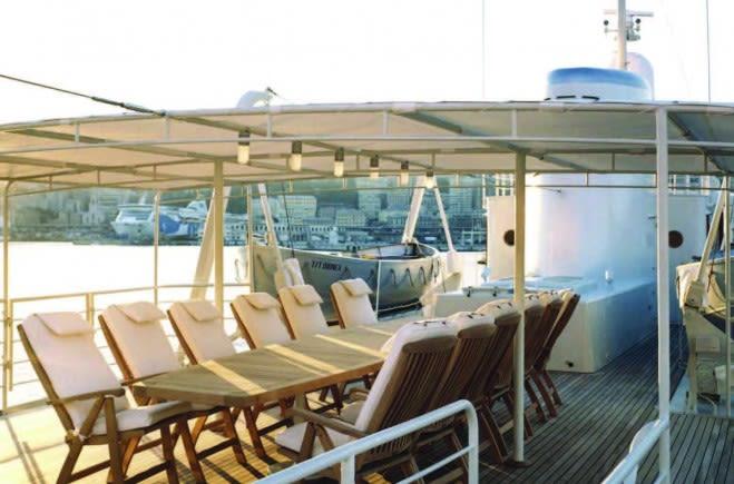 M/Y Dionea Yacht #3