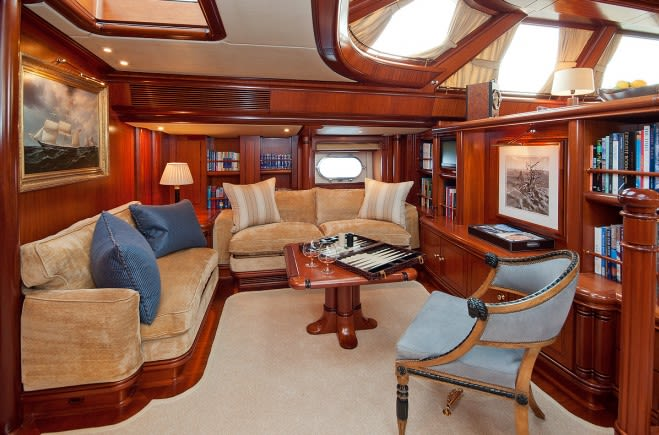 S/Y Hyperion Yacht #15