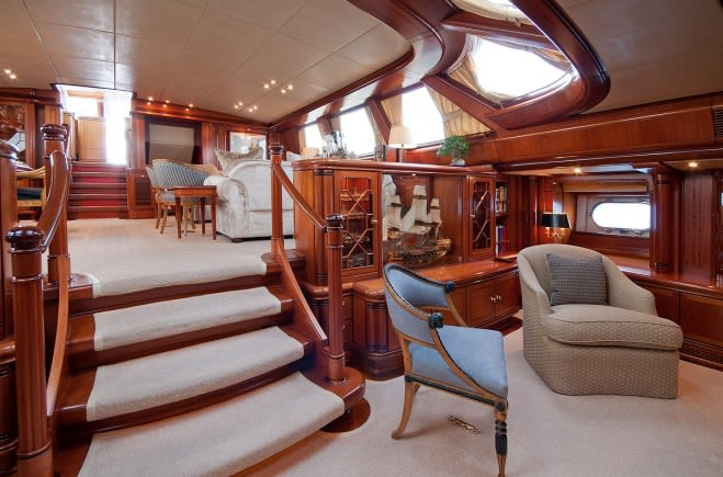 S/Y Hyperion Yacht #13