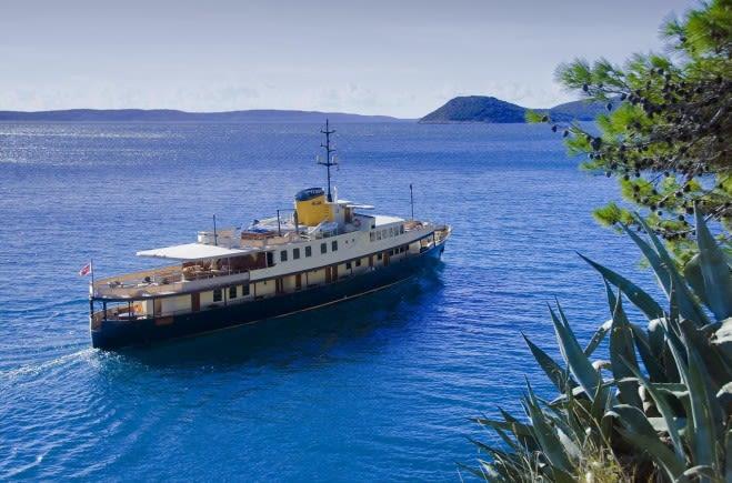 M/Y Seagull II Yacht #16