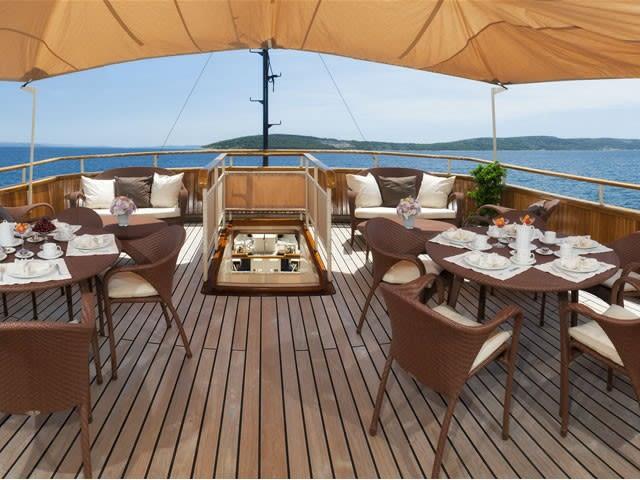 M/Y Seagull II Yacht #5