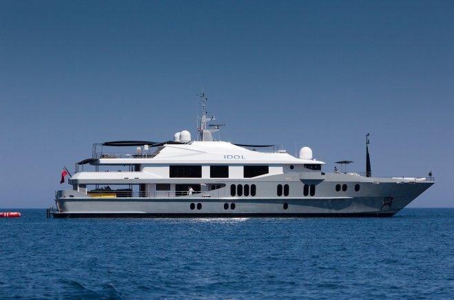 Idol Yacht Charter | Austal Ships