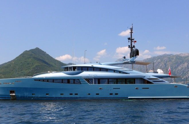 M/Y Philmix Yacht #1