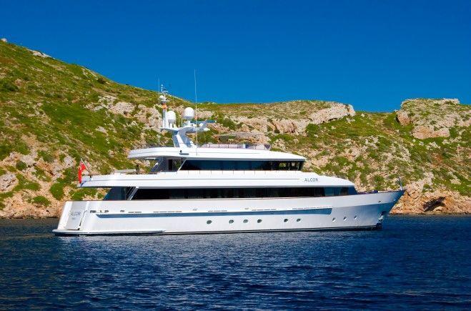 M/Y Alcor Yacht #1