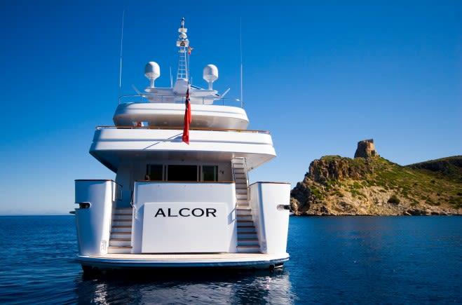 M/Y Alcor Yacht #2