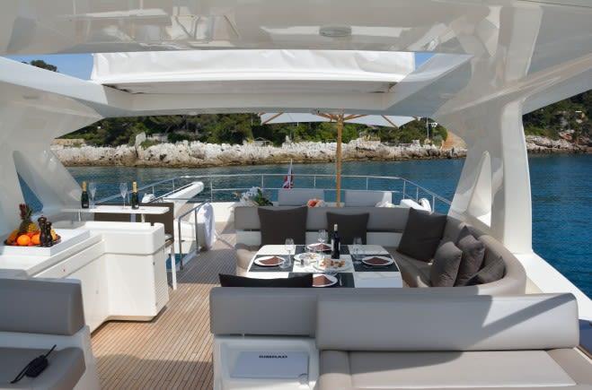 M/Y Columbus A Yacht #3