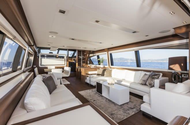 M/Y Columbus A Yacht #6