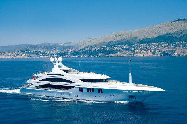M/Y Andreas L *SOLD* Yacht #1