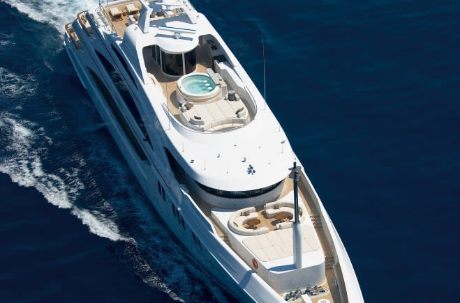 M/Y Andreas L *SOLD* Yacht #2