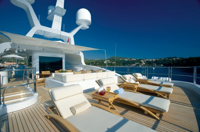 M/Y Andreas L *SOLD* Yacht #5