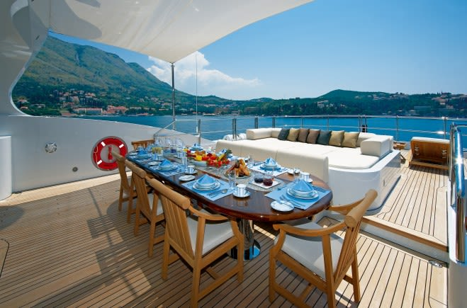 M/Y Andreas L *SOLD* Yacht #6
