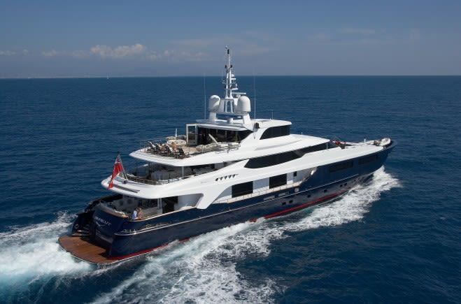 M/Y Burkut Yacht #2