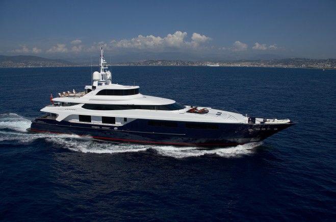M/Y Burkut Yacht #1