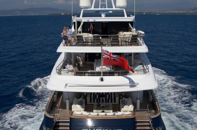 M/Y Burkut Yacht #3