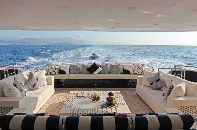 M/Y Burkut Yacht #4
