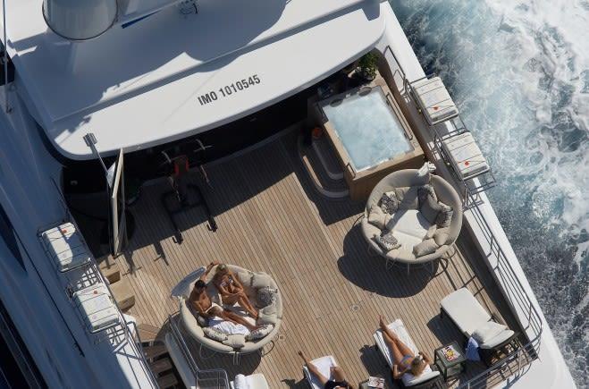 M/Y Burkut Yacht #5