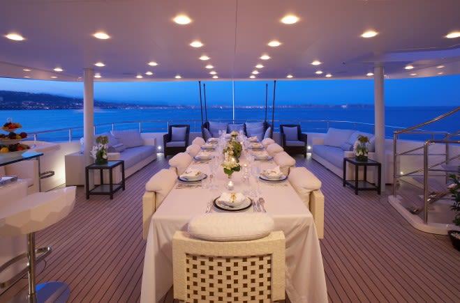 M/Y Burkut Yacht #7