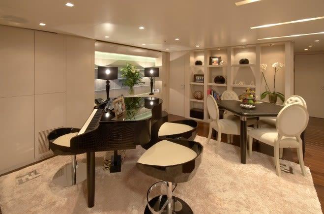 M/Y Burkut Yacht #12