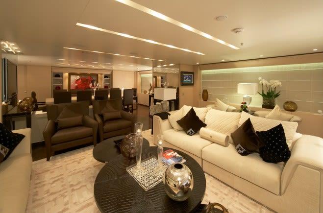 M/Y Burkut Yacht #10