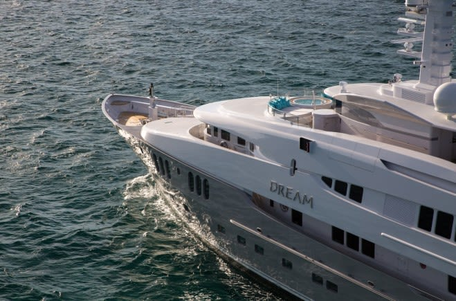 M/Y Dream Yacht #5