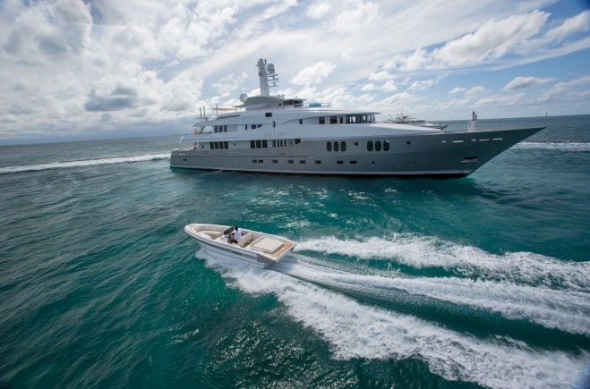 M/Y Dream Yacht #1