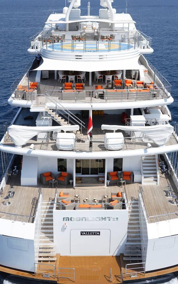 M/Y Moonlight II Yacht #4