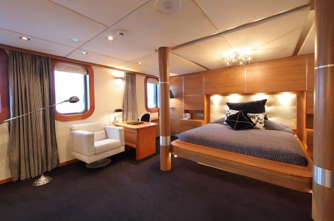 M/Y Sherakhan Yacht #13