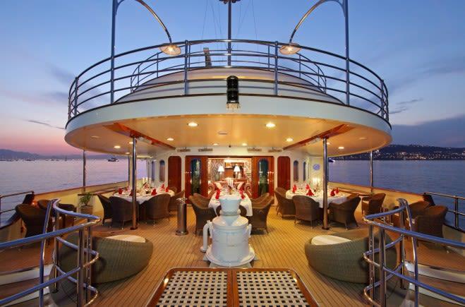 M/Y Sherakhan Yacht #7