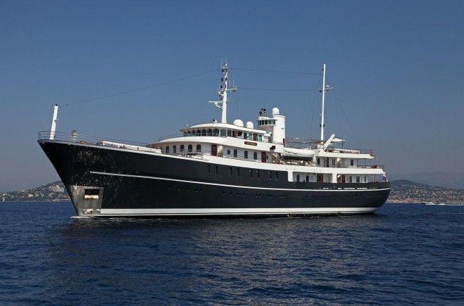 Sherakhan Superyacht Charter