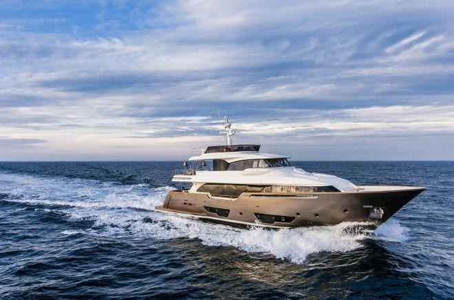 M/Y Yvonne Yacht #1