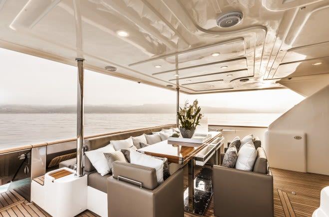 M/Y Yvonne Yacht #4