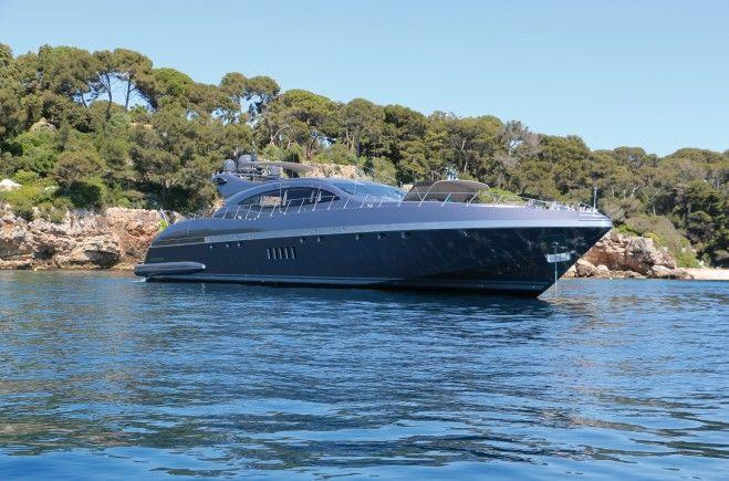 M/Y JFF Yacht #1