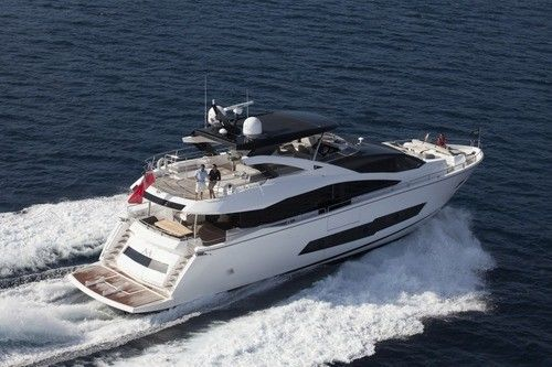 M/Y Stardust Yacht #1