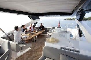 M/Y Stardust Yacht #4