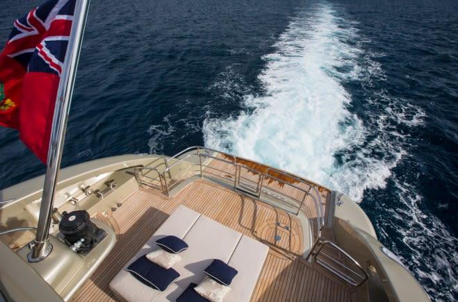M/Y Hooligan 2 Yacht #12