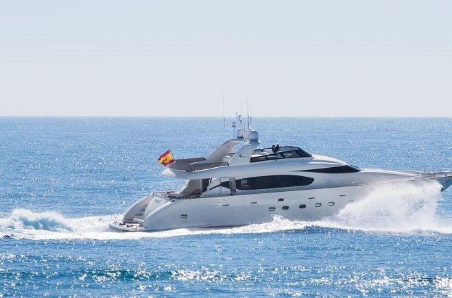 M/Y Seven C Yacht #1