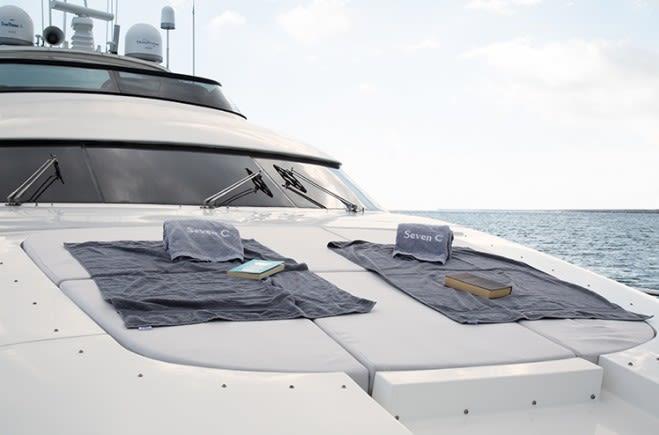 M/Y Seven C Yacht #3