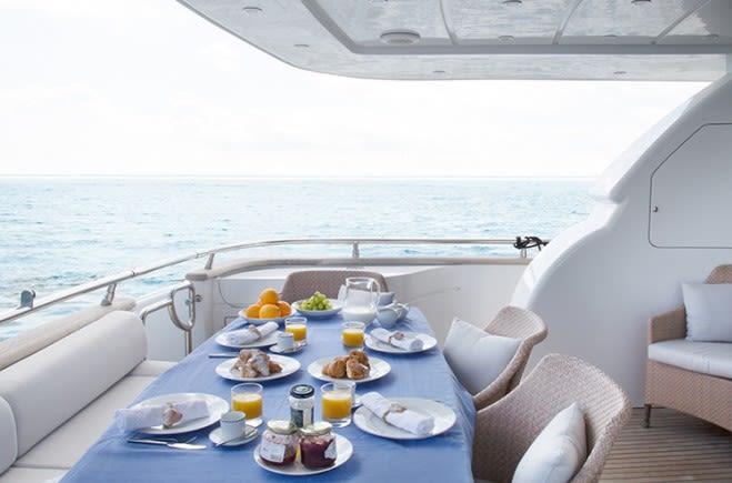 M/Y Seven C Yacht #4