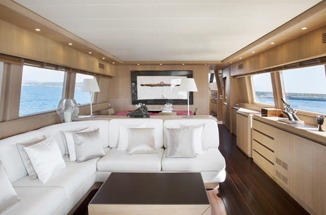 M/Y Seven C Yacht #5