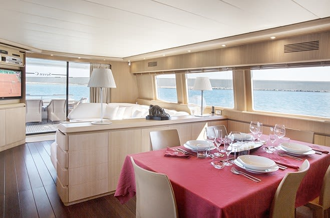 M/Y Seven C Yacht #6